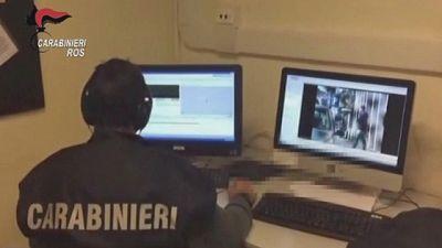 Operazione Ros e Carabinieri tutela ambiente Salerno