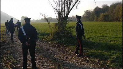 E' cittadino romeno con precedenti. Indagano i carabinieri