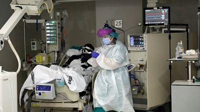 In terapie intensive 2.292 pazienti, +67 in ultime 24 ore