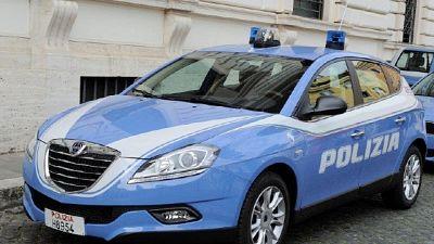 Aggressione nella notte a Udine. Intervento della Polizia