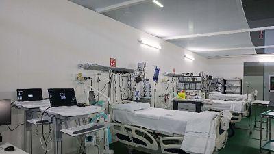 Quelli in terapia intensiva diventeranno circa 700