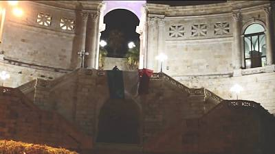 Raid al Bastione Saint-Remy, indagini Digos. Atto rivendicato
