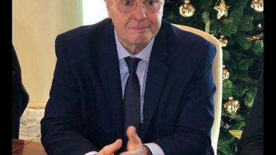 Commissario salute Calabria si dimette, ma già 'rimosso'