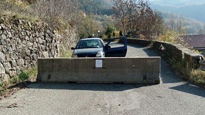 A Ottone, al confine di Emilia Romagna con Piemonte e Lombardia