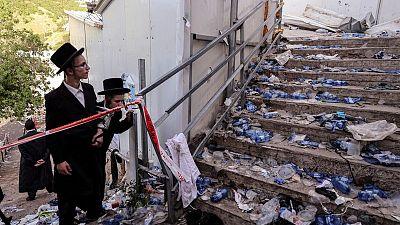 السفارة تقول إن أمريكيين بين قتلى ومصابي حادثة التدافع بإسرائيل