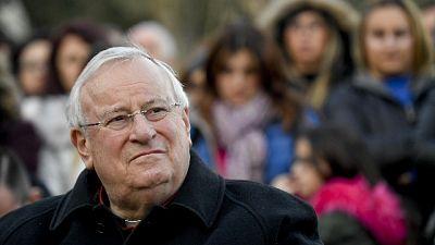 Saluta i vescovi in collegamento dal Gemelli