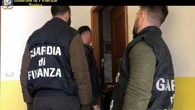 Sequestrati 29mln euro a ex rappresentanti legali