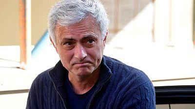 مورينيو لا يخطط للعودة للتدريب في الموسم المقبل