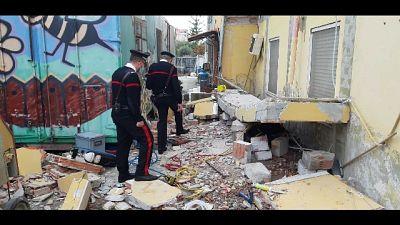 Tragedia a Cagliari, ferito un suo collega