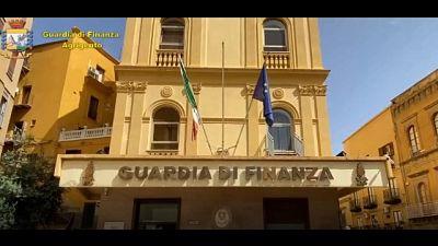 Indagine Gdf Agrigento, ritirate 8 card a parenti di condannati