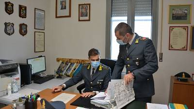 Milioni sotratti al Fisco, indagine delle fiamme gialle Ferrara