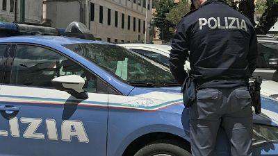 Operazione della Polizia a Varazze