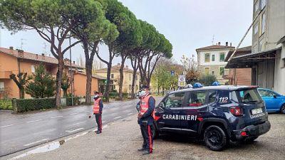 Pizzaiolo bengalese arrestato da Carabinieri nel Bolognese