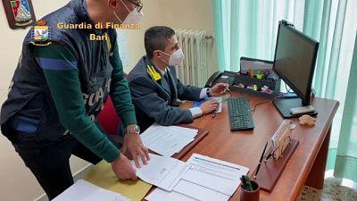 Sottratti 16 mila euro, 3 indagati da Procura Trani per peculato