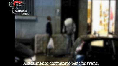 Carabinieri Torino smantellano organizzazione