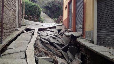 A Bitti, nel Nuorese, già colpita da alluvione nel 2013