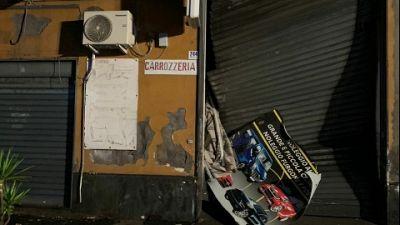 Allagamenti e danni a case e tetti, a Giarre evacuata palazzina