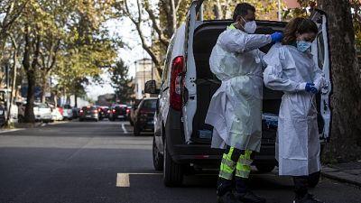 Contagiati da inizio pandemia sono 143.589