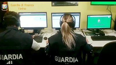 Guardia finanza scopre sistema collaudato per truccare appalti