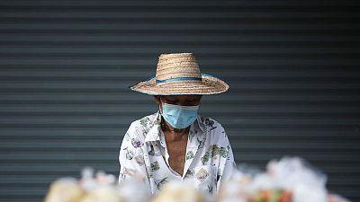 تايلاند تسجل 1940 إصابة جديدة بفيروس كورونا