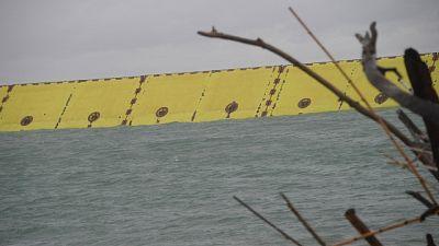 Chiuse dalle dighe 3 boccaporti, massima marea prevista 120 cm
