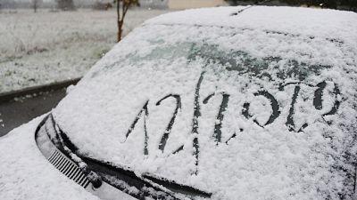 Neve a Mantova e Cremona, fiocchi anche a Milano