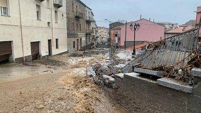Report sui danni quasi concluso, presto su tavolo Borrelli