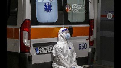 E' accaduto nell'ospedale di Treviglio, nella Bergamasca.