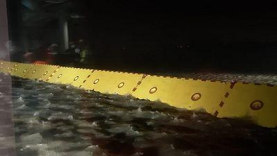 Per stamani prevista una massima marea di 125-130 centimetri