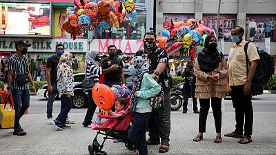 ماليزيا تعلن رصد أول إصابة بسلالة كوفيد-19 الهندية