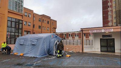 Don Pirarba, 79 anni di Talana, era ricoverato in ospedale