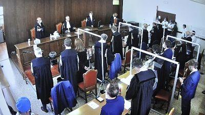 Tribunale Aosta deposita motivazioni sentenza processo Geenna