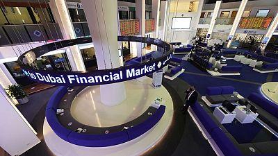أسواق الخليج الرئيسية تغلق متباينة؛ وتفوق مؤشر دبي