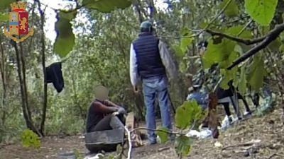 (V.: 'Droga: operazione antispaccio a Brescia..' delle 08.04)