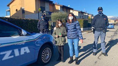 Giada, 10 anni, di Bergamo, aveva scritto a Santa Lucia