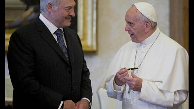 Monsignor Gugerotti 'ambasciatore' di Bergoglio