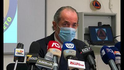 Nuova ordinanza presidente Veneto in attesa di decisioni governo