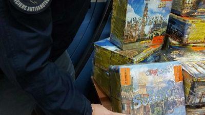 Operazione Polizia a Barletta, sequestrato materiale 'micidiale'