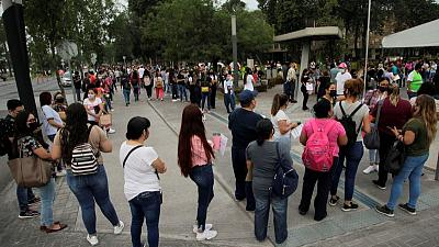 إجمالي الوفيات المؤكدة بكورونا في المكسيك يصل إلى 217233