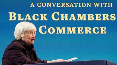 Secretaria del Tesoro EEUU desestima temor a inflación por plan de gastos de Biden
