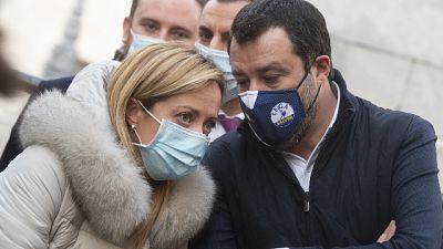 Oggi in 100 a flash mob, 'promesse da Salvini e Meloni'