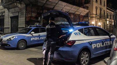 La polizia lo ha rintracciato e fermato nel Milanese