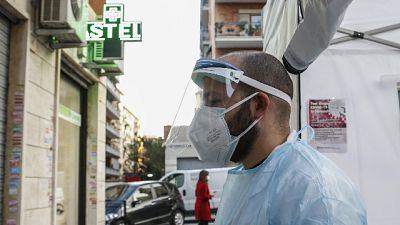 """""""Ieri 44.931, numero più alto di test da inizio pandemia"""""""