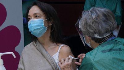 Prima fiala a Ariella Breda,per prima individuò virus in regione