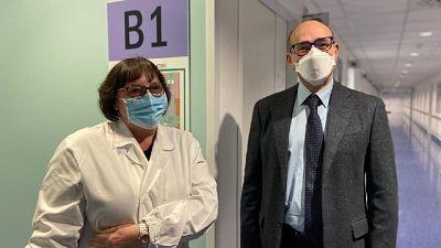 E' ospedale padovano dove ci fu primo decesso Covid in Italia