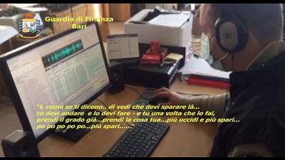 Operazione 'Jungle' della Guardia di Finanza a Palo del Colle