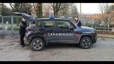 Nel Bolognese, durante controlli per rispetto 'coprifuoco'