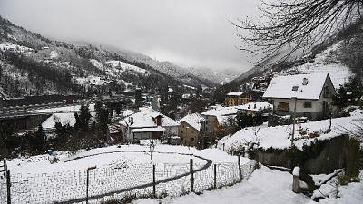 Su Settepani con ultima nevicata raggiunti i 114 cm