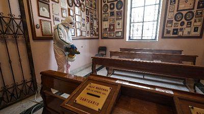 Rinviata 'presa di possesso' del cardinale Feroci