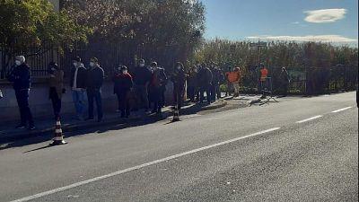In due giorni saranno testate oltre 30mila persone in Ogliastra